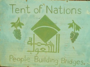 Tent of Nations - People Building Bridges